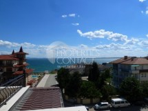 For sale luxurious two-bedroom penthouse overlooking the sea in Ravda, Bulgaria