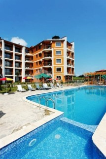 """Vemara Club"" - affordable properties on the North Sea coast of Bulgaria"