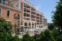 For sale a new two-bedroom apartment with sea view, Saint Vlas, Bulgaria