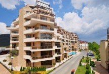 Spacious one-bedroom apartment with sea view for sale in SPA complex Millennium, Saint Vlas, Bulgaria