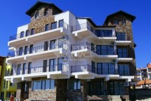 One bedroom apartment in Saint Vlas. Sale of an apartment in Bulgaria without a maintenance fee