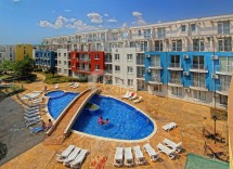 Three-room apartment for sale in Sunny Beach in the complex Sunny Day 3, Bulgaria