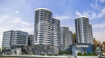 Apartments for sale in the new complex Central Park, Burgas, Bulgaria, second stage
