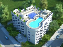 One-bedroom apartment for sale in Bulgaria in Sunny Beach in the Nautilus Club complex