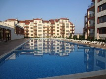 Resale Properties on the South Coast of Bulgaria. Sale one-bedroom apartment  in the city of Aheloy