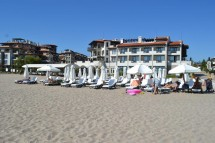 For sale - two bedroom sea view apartment in the luxury complex Oasis Resort and SPA, Lozenetz,Bulgaria
