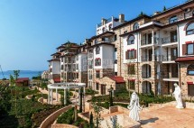 One-bedroom apartment for sale in a luxury complex Arthur, city of Saint Vlas, Bulgaria