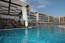 One bedroom furnished apartment for sale in Grand Kamelia complex, Sunny Beach,Bulgaria